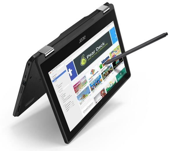 Acer Chromebook Spin 11 - Stylet
