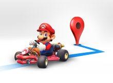 Mario s'invite sur Google Maps pour fêter sa journée