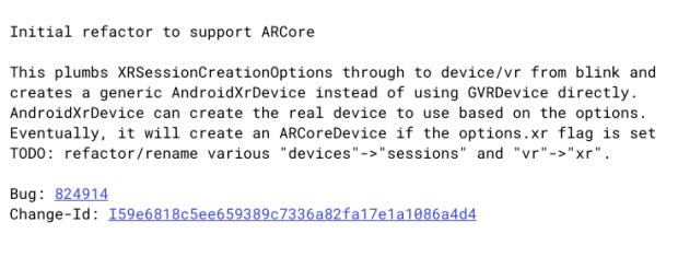 Les Chromebooks vont bientôt supporter l'ARCore
