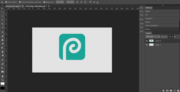 Photopea : une autre alternative à Photoshop sur Chromebook