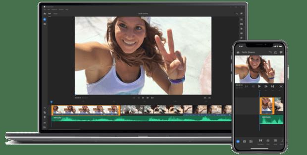 Adobe Project Rush : le montage vidéo professionnel bientôt possible sur Chromebook !