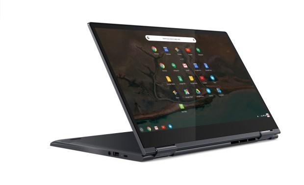IFA 2018 : 3 nouveaux Chromebooks chez Lenovo dont le Yoga !