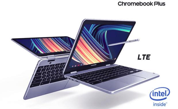 Samsung Chromebook Plus V2 : une version LTE se prépare !