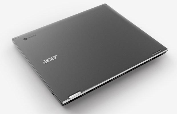 Exclusivité GoWizYou : disponibilité du Acer Chromebook Spin 13 en i7 !