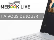 Questionnaire Chromebook Live : j'ai besoin de vous !