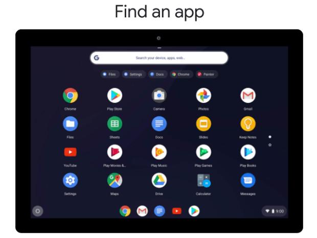Chromebook Simulator : pour en savoir plus sur les Chromebooks !