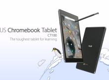 Asus Chromebook Tablet CT100 : une vidéo promotionnelle pour la tablette !