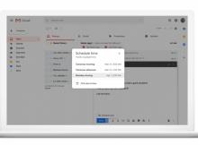 Gmail : l'envoi de mail en différé arrive !