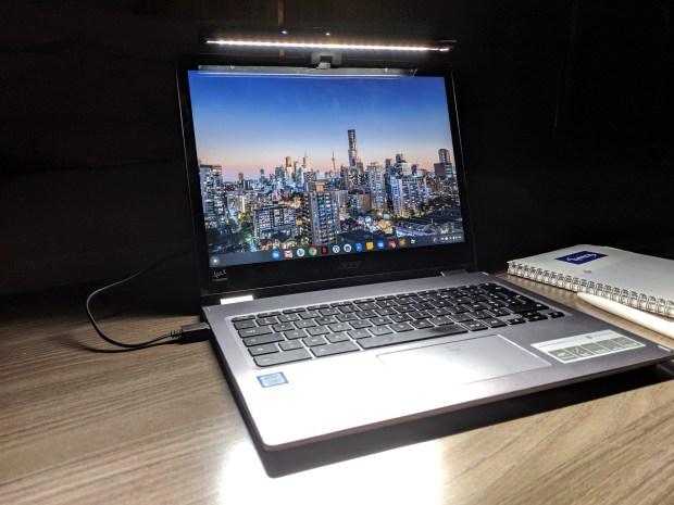 BenQ : la Screen Bar Lite pour votre Chromebook !