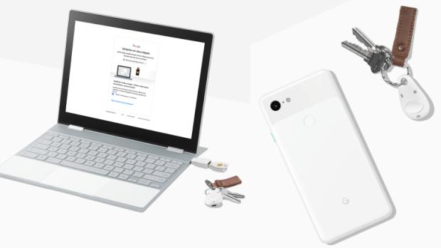 Google : les clés de sécurité Titan sont disponibles en France !