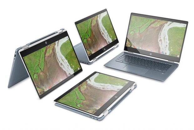 HP Chromebook x360 - Promotion