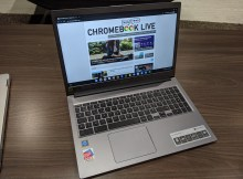 Test du Acer Chromebook 715