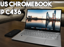 Vidéo test du Asus Chromebook Flip C436 !