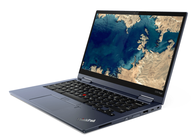 Lenovo annonce le nouveau ThinkPad C13 Yoga Chromebook Enterprise !