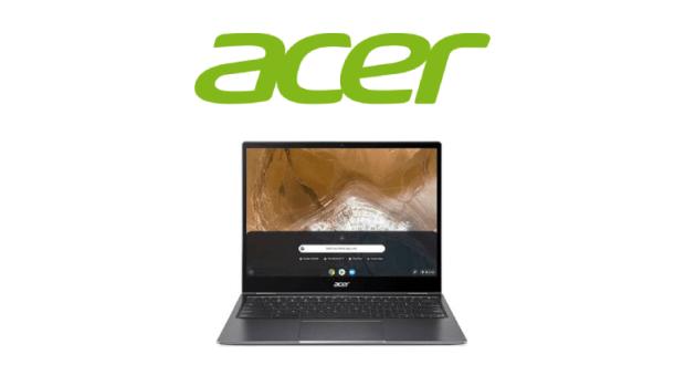 Chromebook : Acer conforte sa position de leader sur le marché français en 2020 !