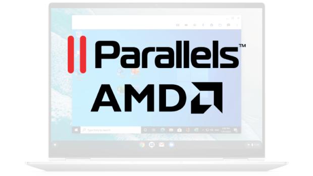 Windows sur Chromebook : des nouvelles features pour Parallels Desktop et un support pour les Chromebooks AMD !