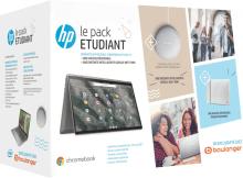 Boulanger : -33% sur un pack étudiant Chromebook et accessoires !