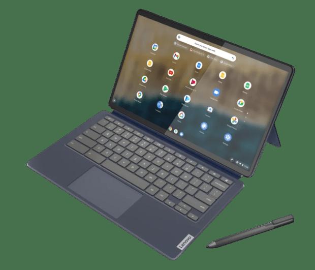 Lenovo IdeaPad Duet 5 Chromebook : le nouveau détachable qui voit les choses en grand !