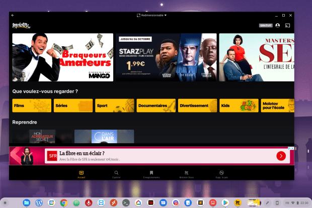 Chrome OS 93 : redimensionnement des fenêtres Android sur Chromebook !