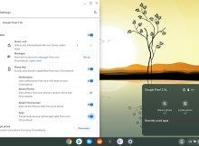 Vous pourrez bientôt ouvrir une application de votre smartphone sur Chromebook !