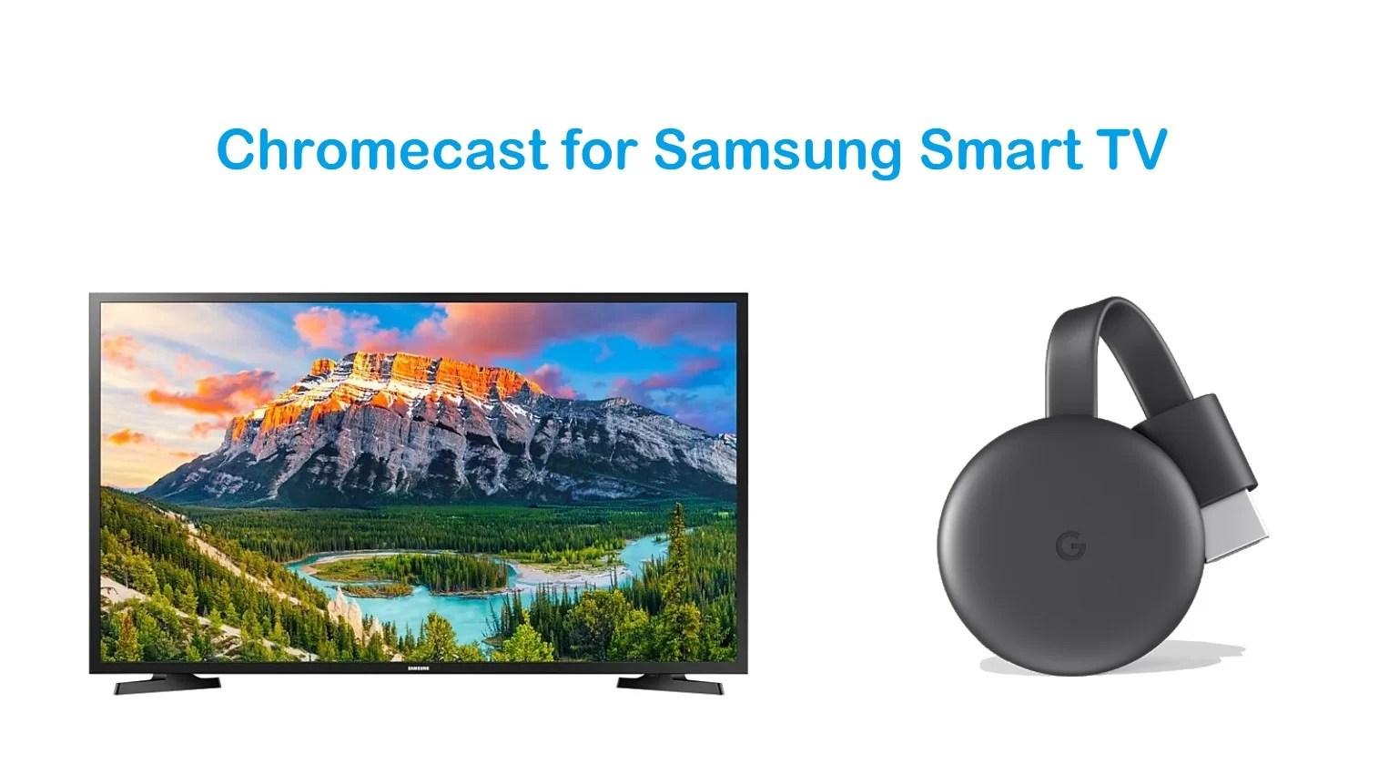 Samsung Tv Chromecast App