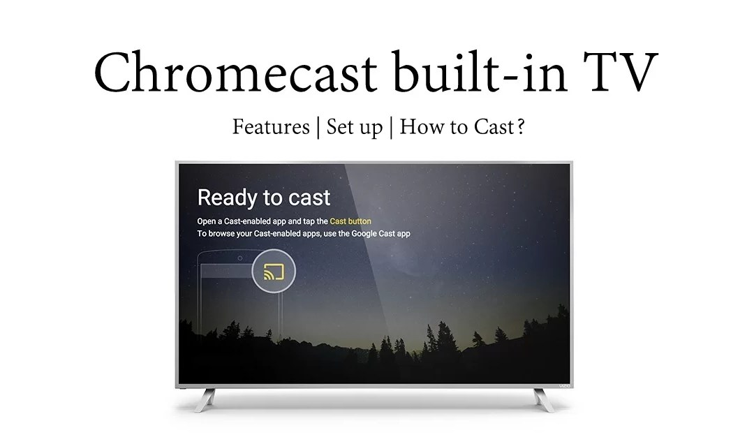 List of Chromecast built-in TV [2019]