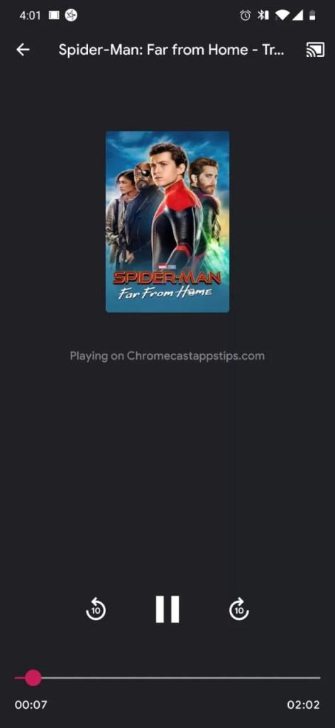 How to Chromecast Google Play Movies & TV?