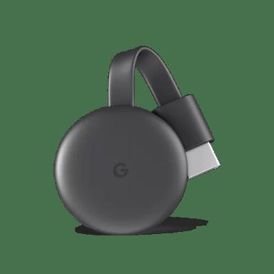 Chromecast vs AnyCast