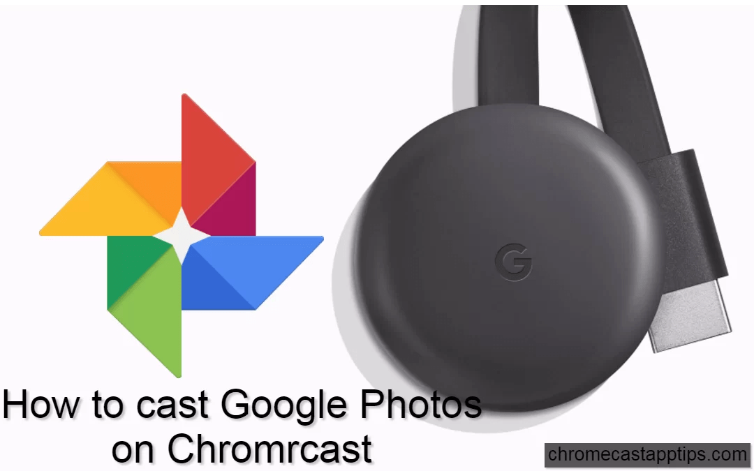 How to Chromecast Google Photos to TV [2019]