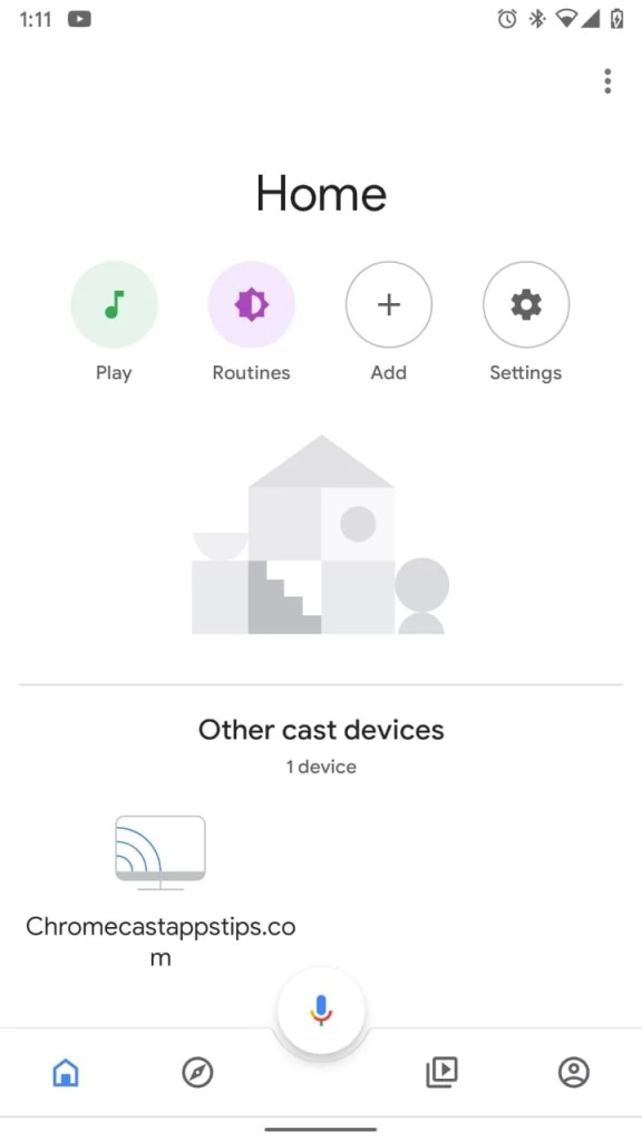 How to Restart/Reboot Chromecast?