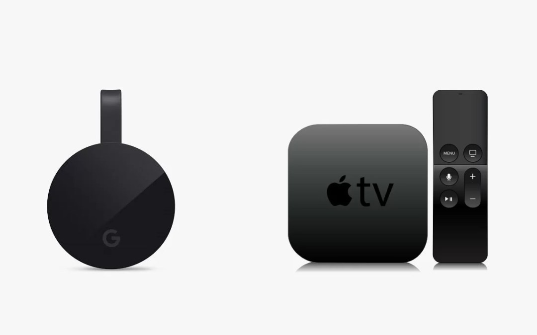 Chromecast vs Apple TV   Specs & Performance