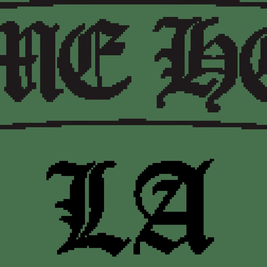 chrome-hearts-la-logo-font