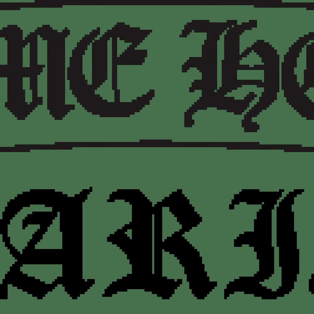 chrome-hearts-paris-logo-font