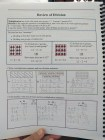Math Mammoth 4B Completed Page