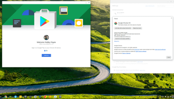 Chrome OS 55 Brings Android Apps To Chromebooks (developer mode)