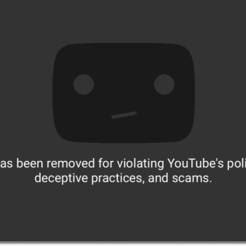Google Shuts Down Chromebook YouTube Channel Accidentaly