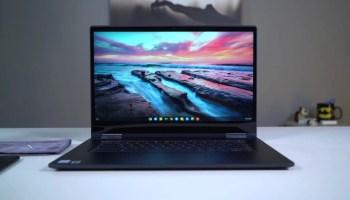 Lenovo Yoga Chromebook C630 in 4K: Re-Review
