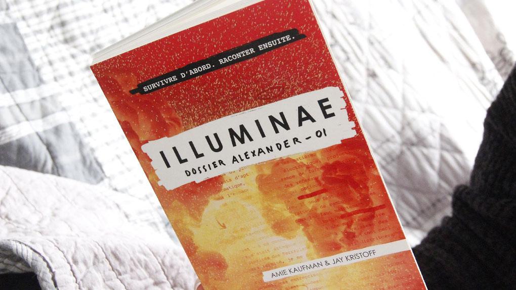 Illuminae : Dossier Alexander