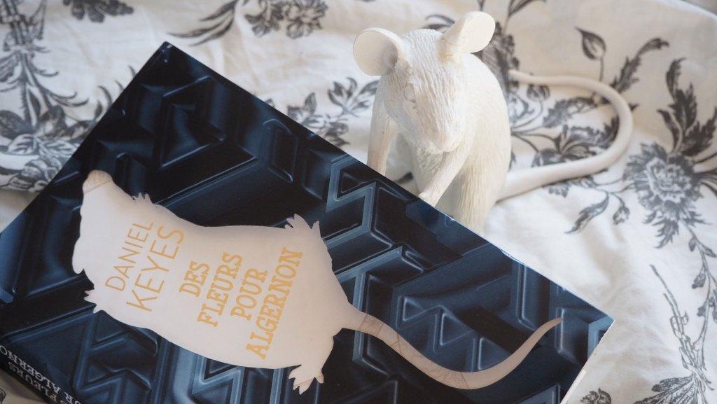 Des fleurs pour Algernon : un livre un telijan
