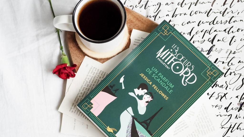 Les soeurs Mitford enquêtent : un parfum de scandale