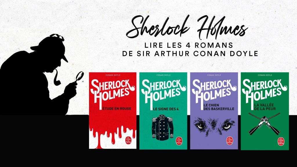 Sherlock Holmes de Sir Arthur Conan Doyle