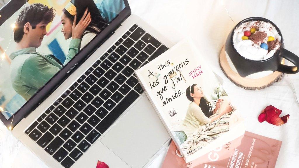 À tous les garçons que j'ai aimés : Livre ou Film ? Netflix de Jenny Han