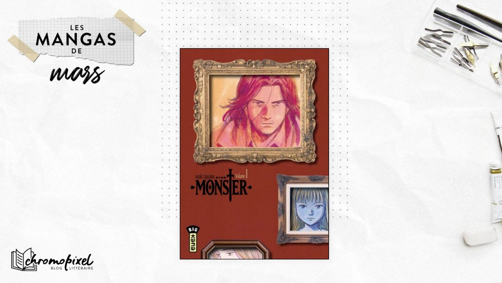 Monster T.1 & 2