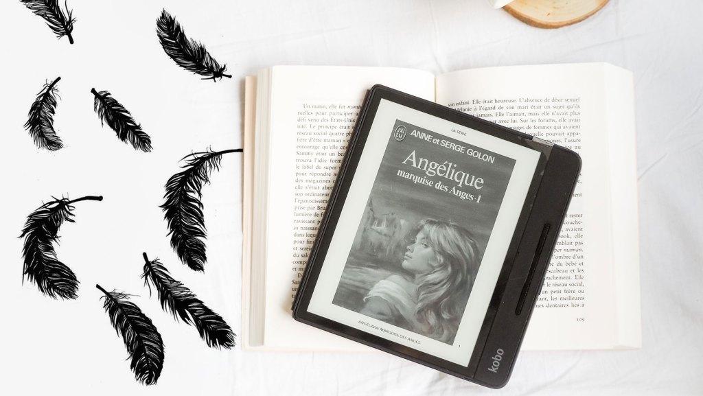 Angélique, marquise des anges livre