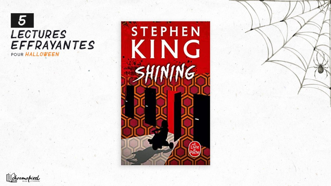 5 lectures effrayantes pour Halloween shining