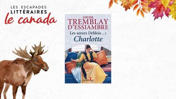 Les soeurs Deblois de Louise Tremblay-D'Essiambre