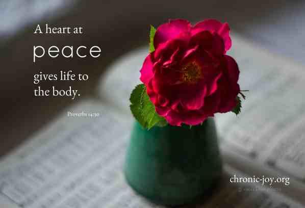 A Heart at Peace
