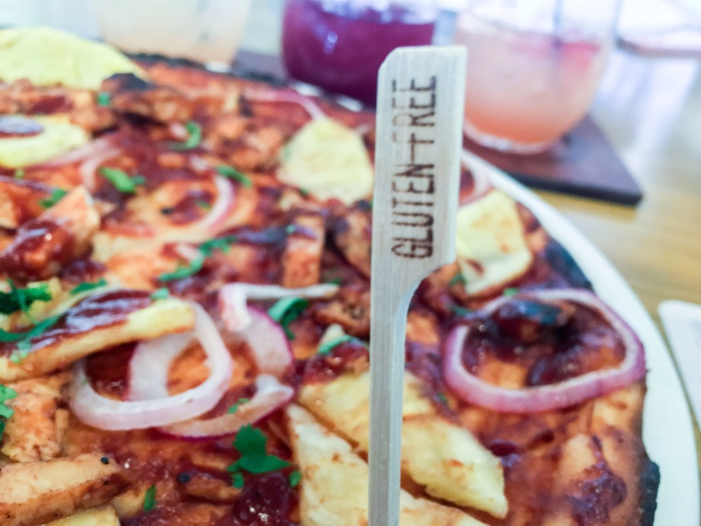 A Celiac's Dream – Certified Gluten Free Menu at California Pizza Kitchen