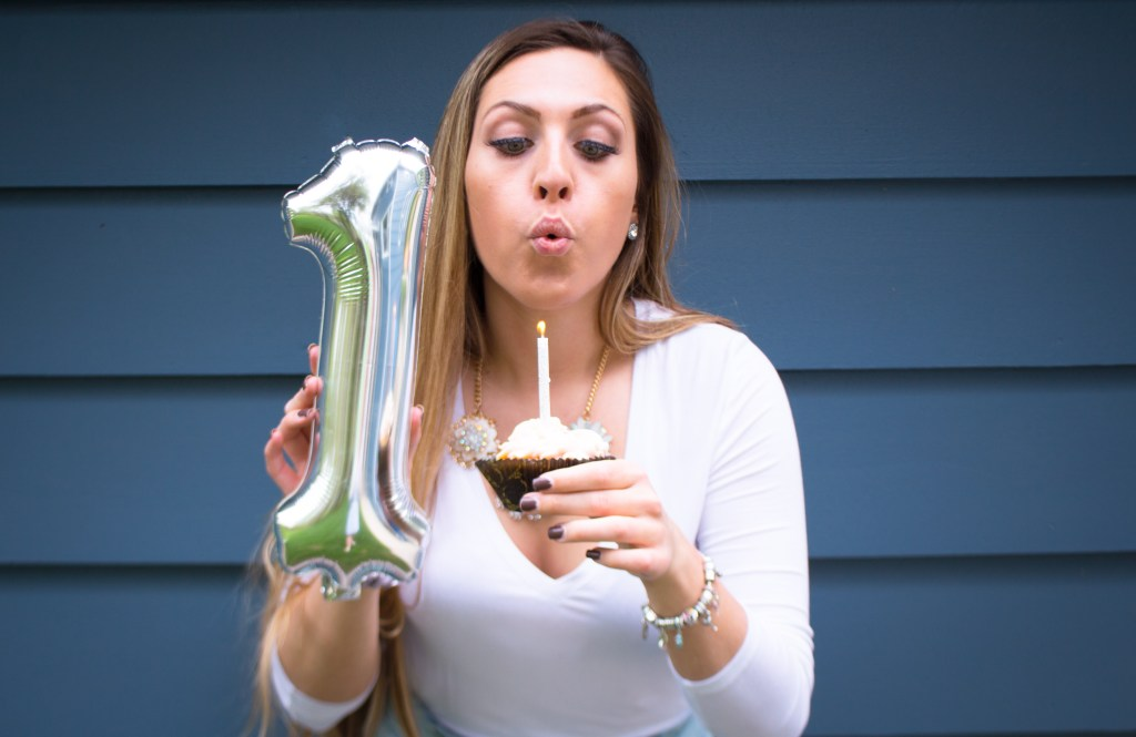 Chronically Gluten Free Turns One – Blog Birthday Celebration