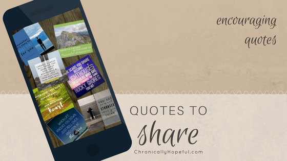 Encouraging quotes Jan 2018 BLOG